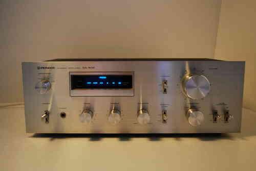 pioneer sa 508 ampli vintage audiolegend. Black Bedroom Furniture Sets. Home Design Ideas