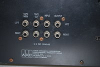 ADC sound shaper three Equaliseur analogique
