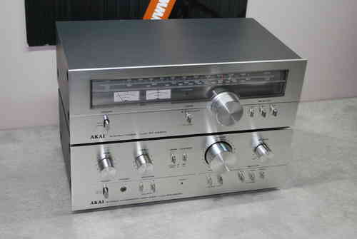 Ensemble AKAI AM-2250 + AT2250L