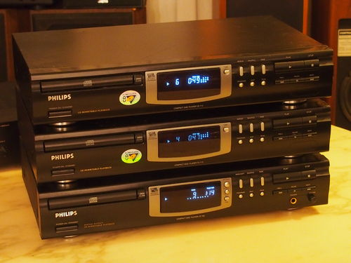 Platines cd Philips 713 723 753